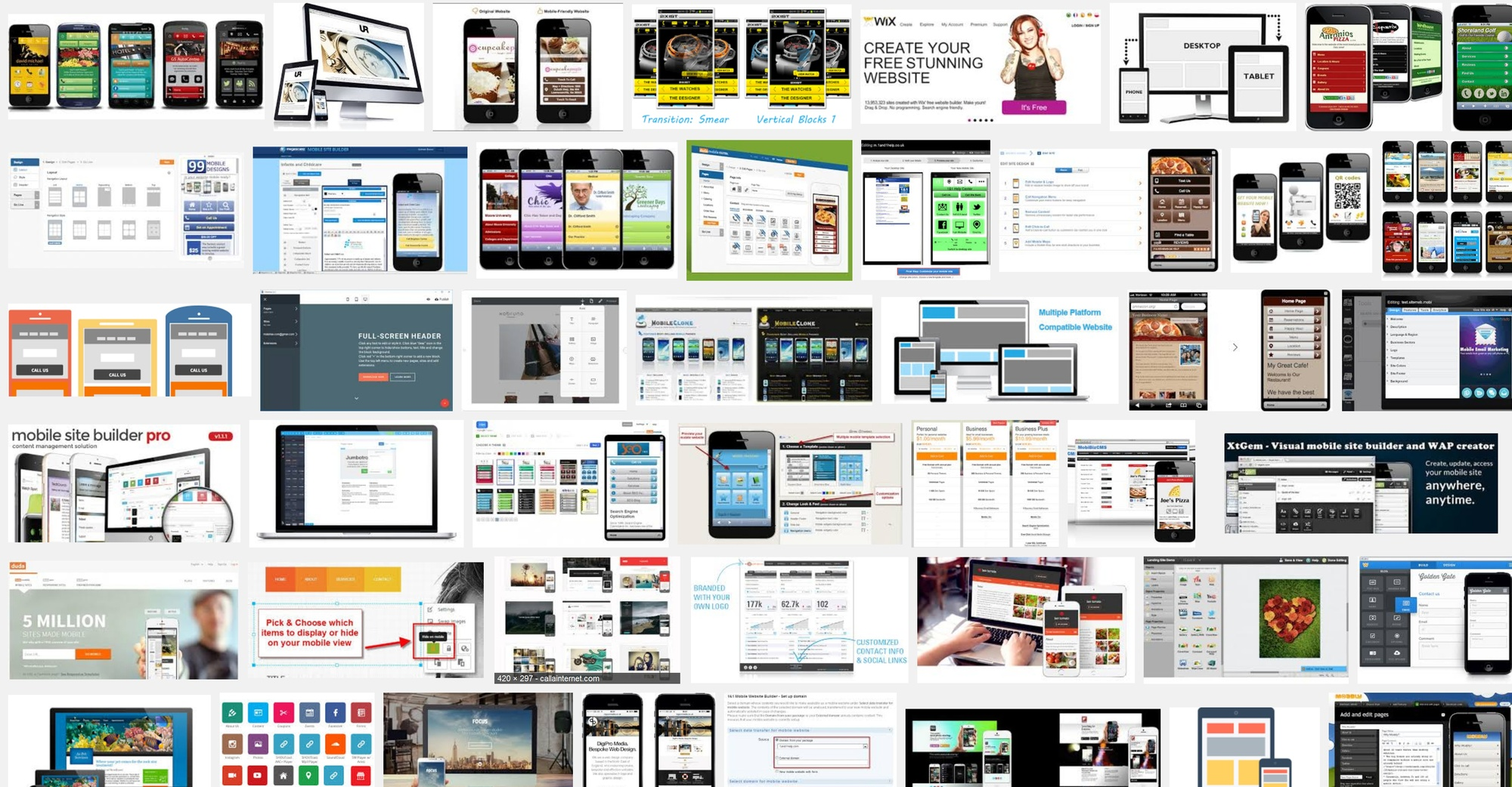 Free Mobile Website Builder Review