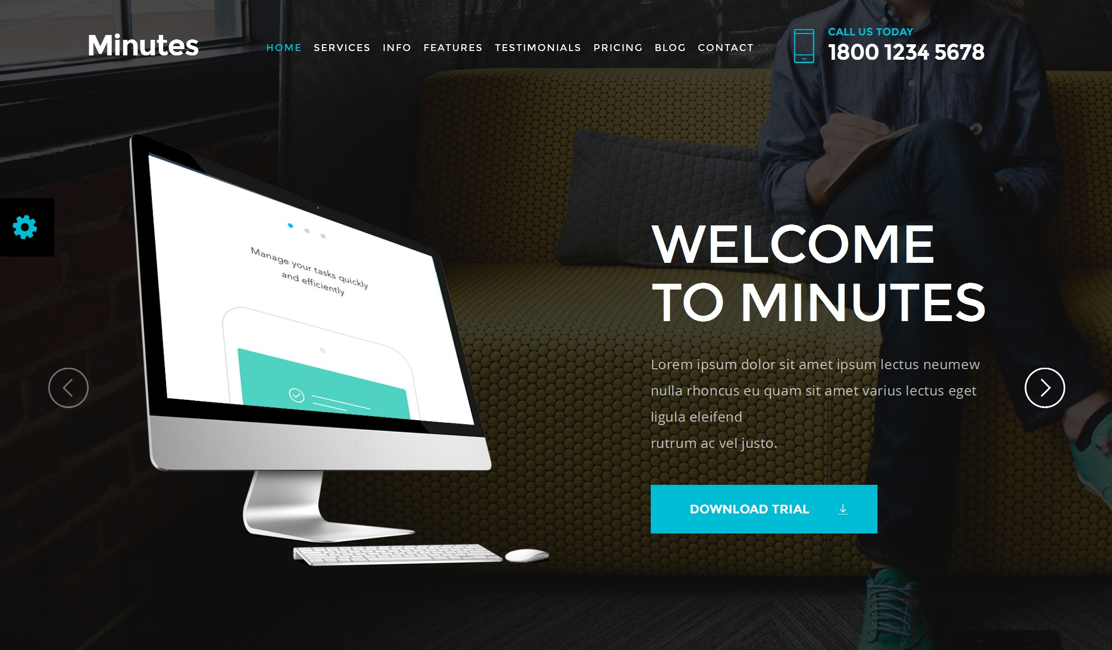 Free Download Bootstrap Video Theme